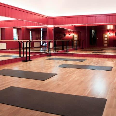 Raum space & motion für Cantienica-Training